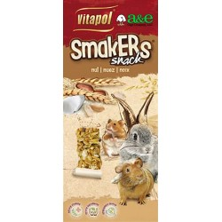 A&E Cage Company Smakers Nut Sticks for Small Animals Image