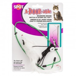 Spot A-Door-Able Fur Mouse Image
