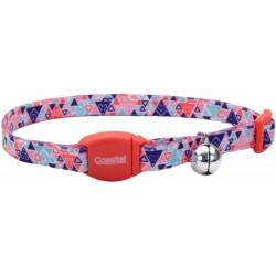 Coastal Pet Safe Cat Breakaway Collar Collar Multi Triangle Image