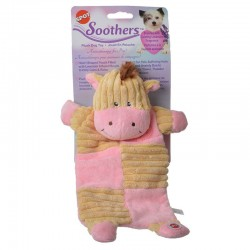 Spot Soothers Crinkle Dog Toy Image