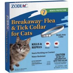 Zodiac Breakaway Flea & Tick Collar for Cats Image