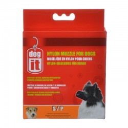 Dog It Nylon Muzzle for Dogs Image