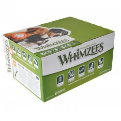 Whimzees Brushzees Bulk Dental Treats - Medium Image