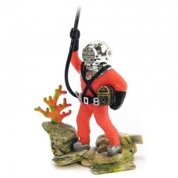 Penn Plax Action-Air Diver with Hose Image