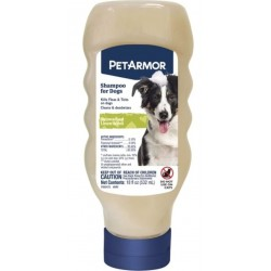 PetArmor Flea and Tick Shampoo for Dogs Sunwashed Linen Scent Image