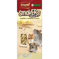 A&E Cage Company Smakers Cheese Sticks for Mice and Rats Image