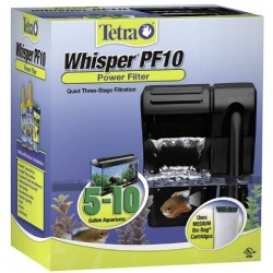 Tetra Whisper PF10 Power Filter - New Design Image