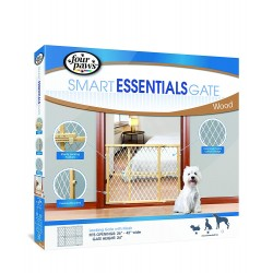 Four Paws Smart Essentials Wood Gate Image