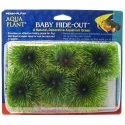 Penn Plax Aqua Plant Baby Hide-Out Image