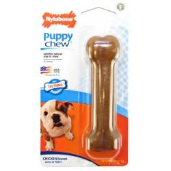 Nylabone Puppy Chew PuppyBone - Chicken Flavor Image