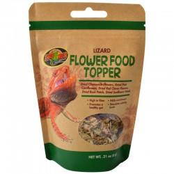 Zoo Med Lizard Flower Food Topper Image