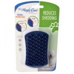 Magic Coat Dual Purpose Curry Brush Image