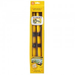 Flukers Spring Loaded Bamboo Bars for Reptiles Image