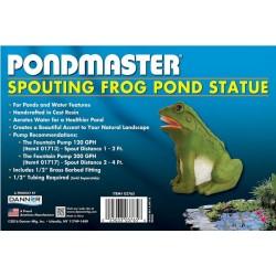Pondmaster Resin Frog Spitter Image