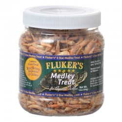 Flukers Medley Treat for Aquatic Turtles Image
