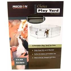 Precision Pet Silver Choice Play Yard  Exercise Pen - SXP Model Image