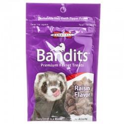 Marshall Bandits Premium Ferret Treats - Raisin Flavor Image