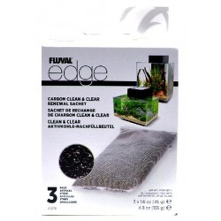 Fluval Edge Carbon Replacement Filter Media Image
