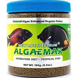 New Life Spectrum Algaemax Regular Sinking Pellets Image