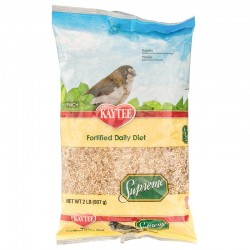 Kaytee Supreme Fortified Daily Diet - Finch Image