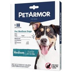 PetArmor Flea and Tick Treatment for Medium Dogs (23-44 Pounds) Image