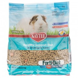 Kaytee Forti Diet Pro Health Healthy Support Diet - Guinea Pig Image