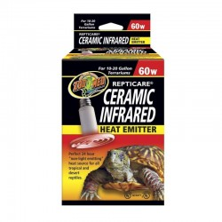 Zoo Med ReptiCare Ceramic Infrared Heat Emitter Image
