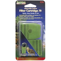Reptology Internal Filter 70 Disposable Carbon Image