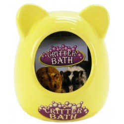 Kaytee Ceramic Critter Bath Image