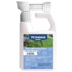 PetArmor Home Flea and Tick Yard and Premise Spray for up to 6 Weeks Image