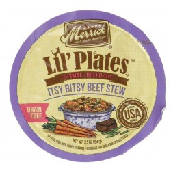 Merrick Lil' Plates Grain Free Itsy Bitsy Beef Stew Image