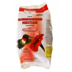 Homestead Hummingbird Red Nectar Sugar Concentrate Powder Image
