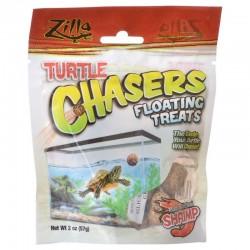 Zilla Turtle Chasers Floating Treats - Shrimp Image