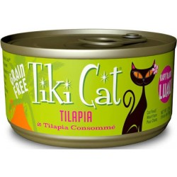 Tiki Cat Tilapia Cat Food Image