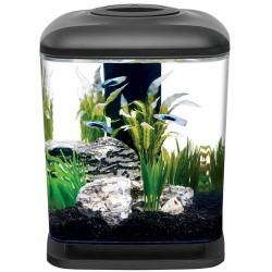Aqueon Mini Cube LED Aquarium Kit - Black Image