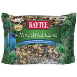 Kaytee Wild Bird Energy Cake With Mixed Nuts  Image