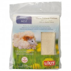 Lixit Cozy Nest Natural Cotton Bedding Image