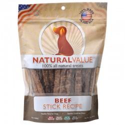 Loving Pets Natural Value Beef Sticks Image
