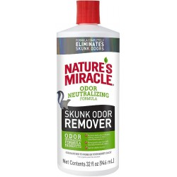 Nature's Miracle Skunk Odor Remover Image