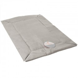 K&H Self-Warming Crate Pad - Gray Image