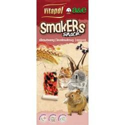 A&E Cage Company Smakers Strawberry Sticks for Small Animals Image