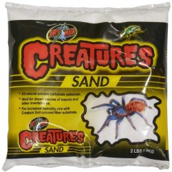 Zoo Med Creatures Sand - White Image