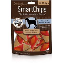 SmartBones Peanut Butter SmartChips Image