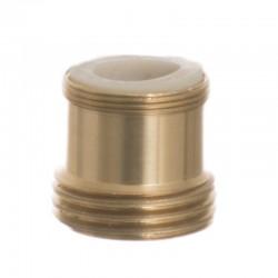 Python No Spill Clean & Fill Standard Brass Adapter Image