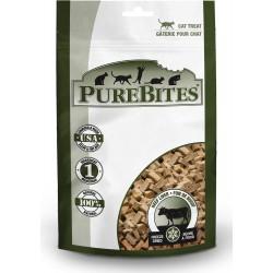 PureBites Beef Liver Freeze Dried Cat Treats Image