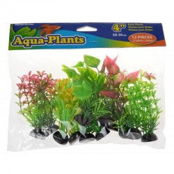 Penn Plax Foregrounder Aqua-Scaping Plants - Medium Image