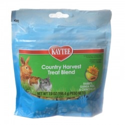 Kaytee Country Harvest Treat Blend - Rabbit, Guinea Pig and Chinchilla Image