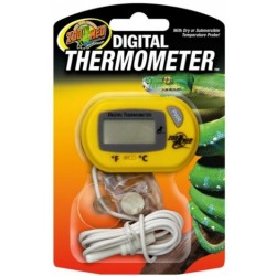 Zoo Med Digital Thermometer for Terrariums Image