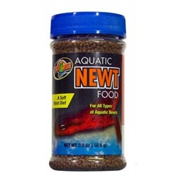 Zoo Med Aquatic Newt Food Image