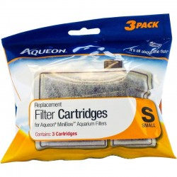 Aqueon QuietFlow Replacement Filter Cartridge - Small Image